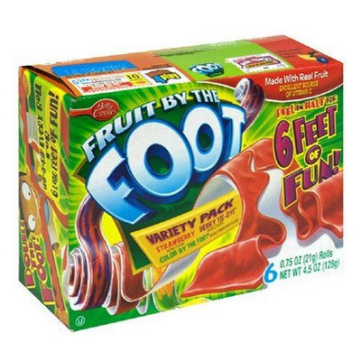 BC Fruit by the Foot Variety 130gr