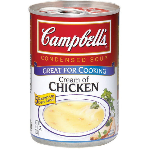 Campbell's Cream of Chicken (305gr)