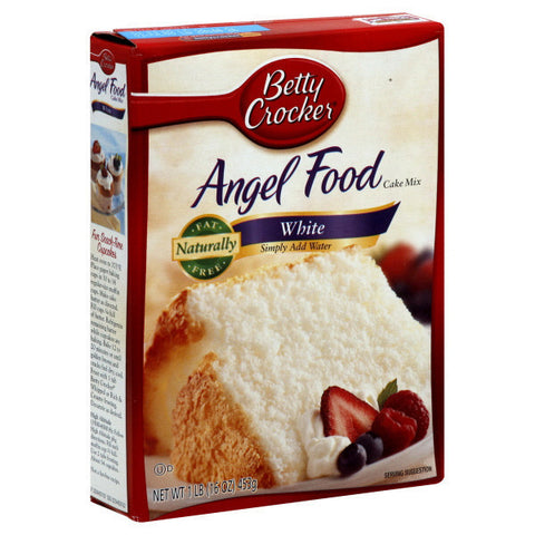 Betty crocker Angel Food