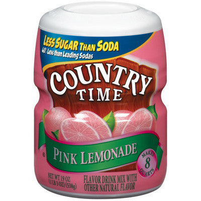 Country Time Pink Lemonade