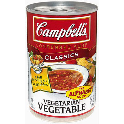 Campbell's Vegetarian Vegetable