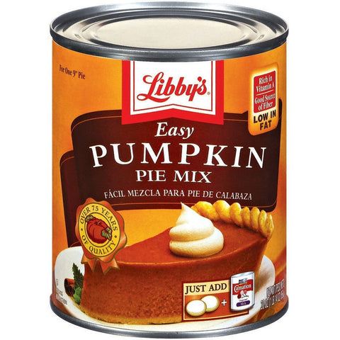 Libby's Easy Pumpkin Mix (840gr) (Oct 2020)