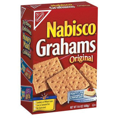 Nabisco Grahams Crackers