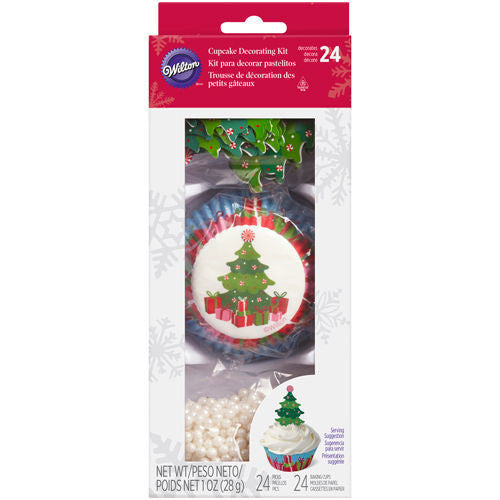 Wilton Christmas Tree CC Dec Kit