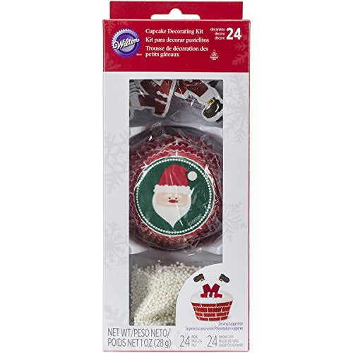 Wilton Santa Claus CC Dec Kit