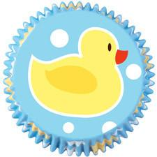 Wilton Mini Ducky Baking Cups (100pcs)
