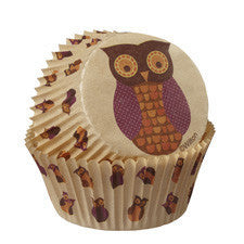 Wilton® Owl Standard Baking Cups, 75-Ct.
