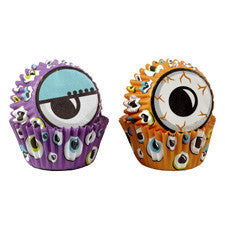 Wilton Halloween Eyeball Mini Baking Cups 100ct