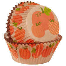 Wilton Autumn Standard Baking Cup 75pcs