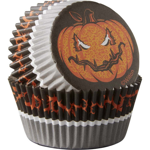 Wilton halloween Baking Cup 75ct