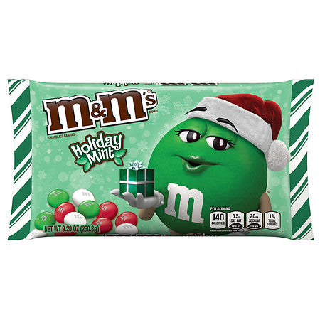 m&m's Holiday mint 260gr