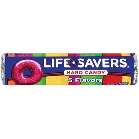 Lifesavers 5 Flavors