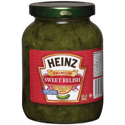 Heinz Sweet Relish (280ml)