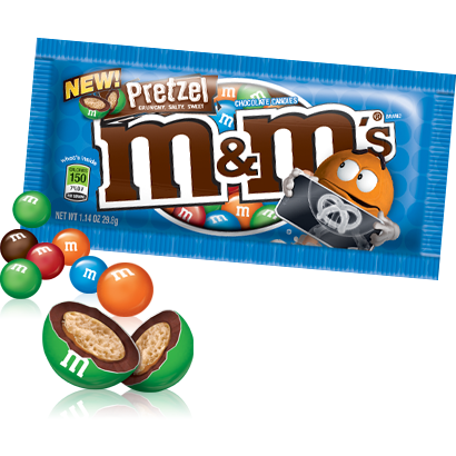 M&M's Pretzels 280gr  Large pack