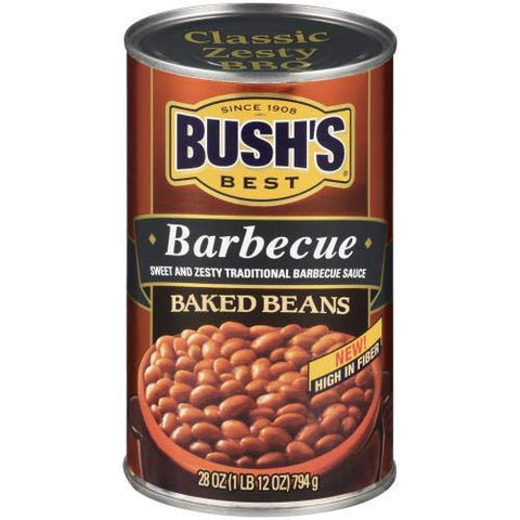 Bush barbecue baked beans 800gr