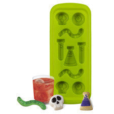 Wilton 9 CAVITY SILICONE SCIENCE LAB ICE MOLD