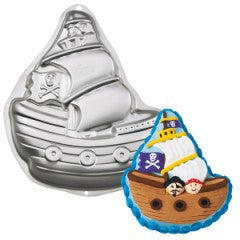 Wilton Pirate Ship Pan