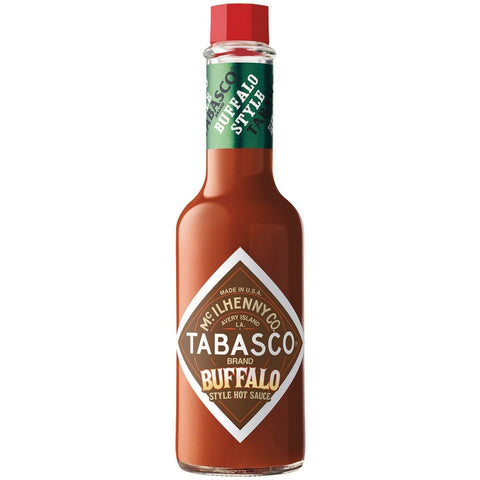 Tabasco Habanero Buffalo Style 5oz(140ml)