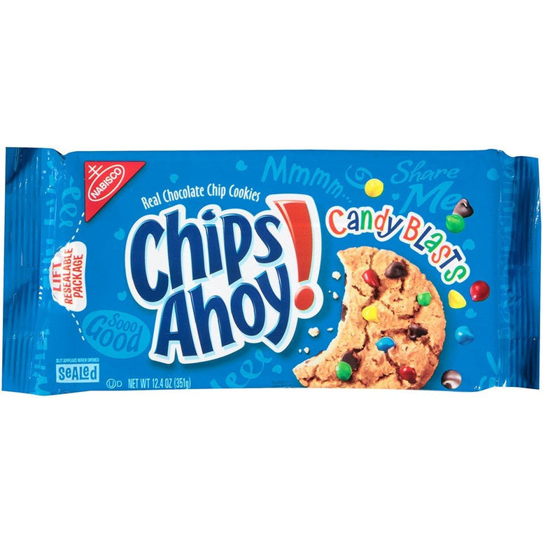 Nabisco Chips Ahoy Candy Blast (350gr)