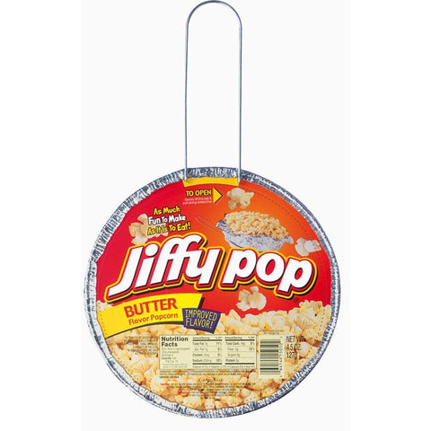 Jiffy Pan Pop Corn Butter