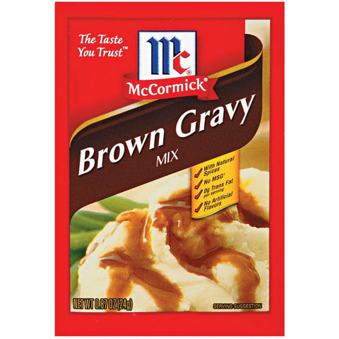 McCormick Brown Gravy