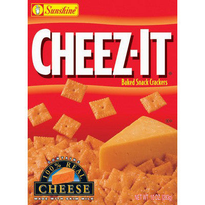 "Cheez-It Original ""Large"" 350gr"