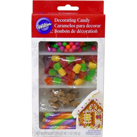Wilton Christmas Deco Kit Bright