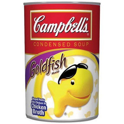 Campbell's Goldfish Chicken Broth