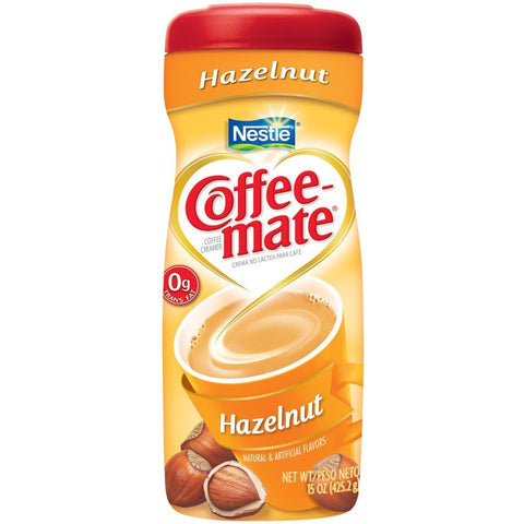 Coffee Mate Hazelnut (425gr)