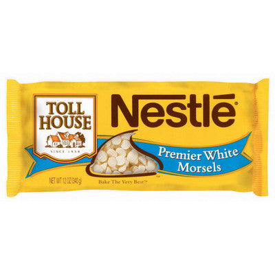 Nestle Toll House White Morsels (340gr)