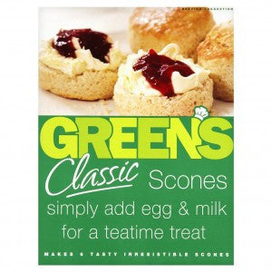 Green's Classic Scones (UK)