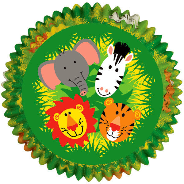 Wilton Baking Cups Jungle Pals