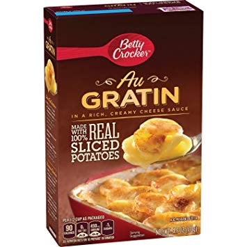 "Betty Crocker ""Au Gratin"" 130gr"