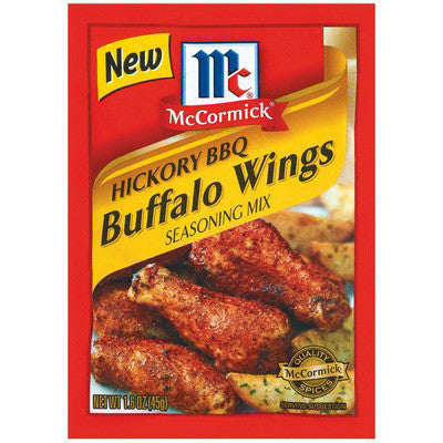 McCormick Buffalo Wing BBQ Mix