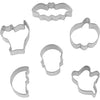 Wilton Cookie Cutter Set Mini 6pcs