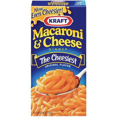 Kraft Macaroni & Cheese Original 200gr