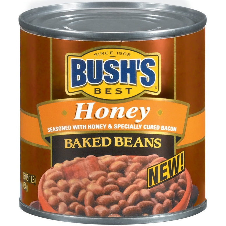 Bush's BBean Honey
