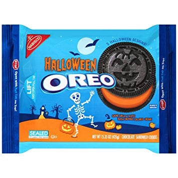 Nabisco Oreo Halloween (560gr) Family Size