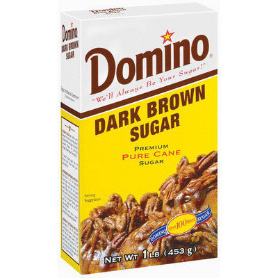 Domino Dark Brown