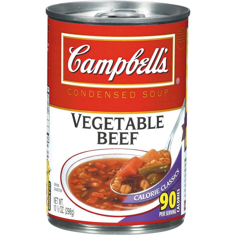 Campbell's Vegetable Beef