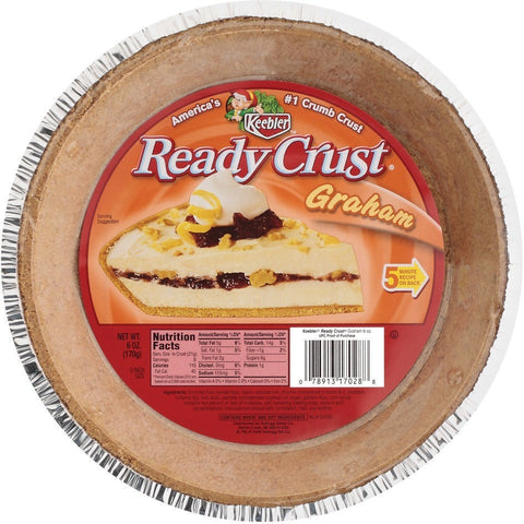 Keebler Ready Pie Crust
