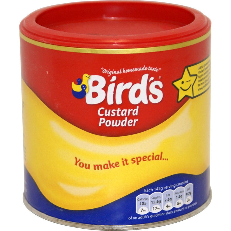 Birds Custard Powder 300gr