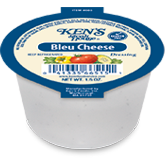 Ken's Blue Cheese Single serve 5pcs (200gr) May 15