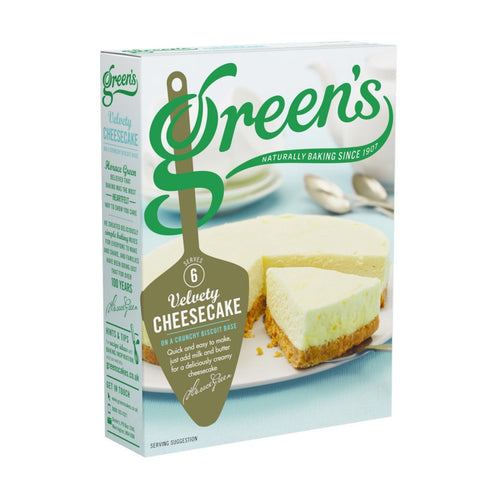 Greens Original Cheesecake 260gr