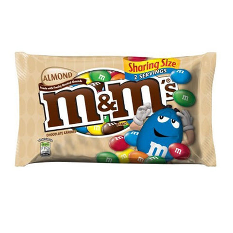 M&M's Almonds 2 share 80gr