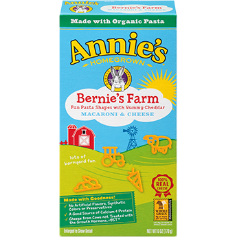 Annies Bernie Mac & Cheese 170r