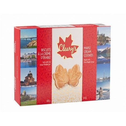 Canadian Maple Syrup Cookies 350gr
