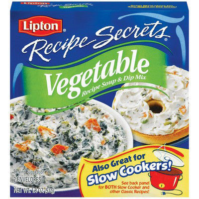 Lipton Vegetables 1.8oz
