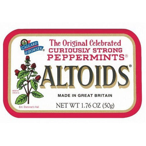 Altoids Peppermints 50gr