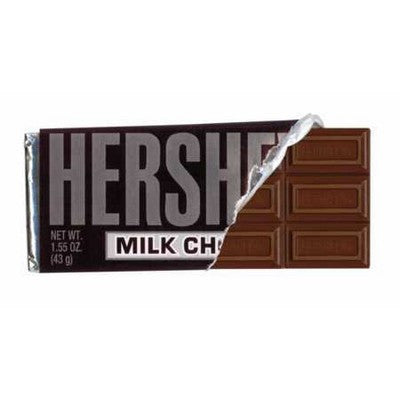 Hershey Chocolate Bar 43gr